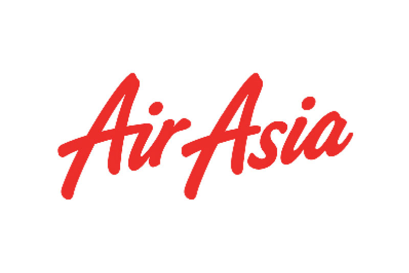 Air Asia Airlines flight