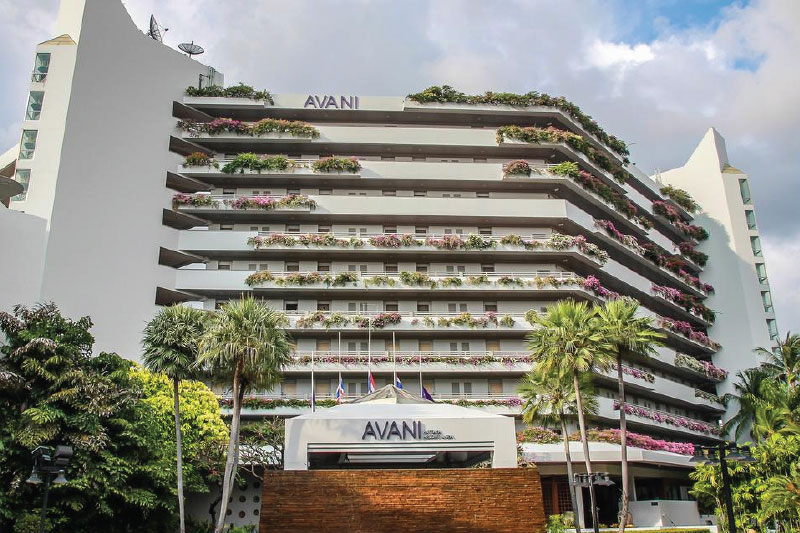 Avani Resort Spa Pattaya Thailand